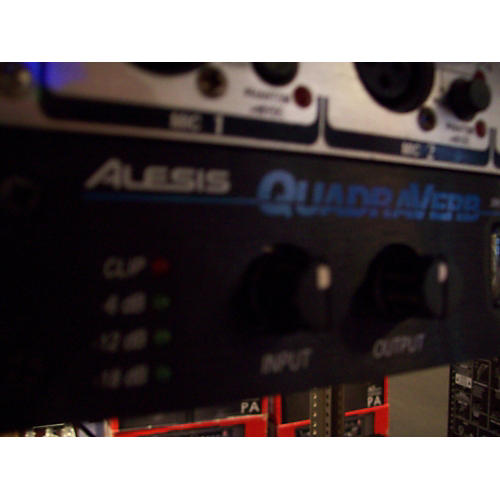 Alesis Quadraverb Multi Effects Processor