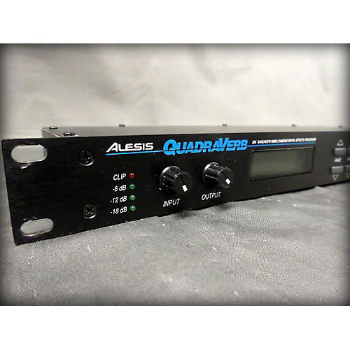 Alesis Quadraverb Multi Effects Processor-thumbnail
