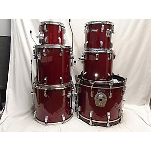 Pre-owned Remo Quadura Drum Kit by Remo