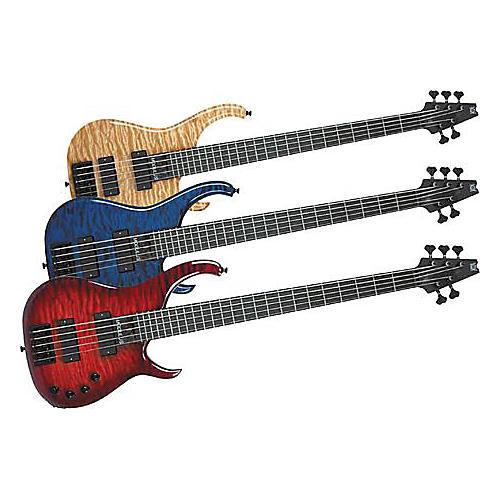 Modulus Guitars Quantum 5 Quilt 5-String Bass