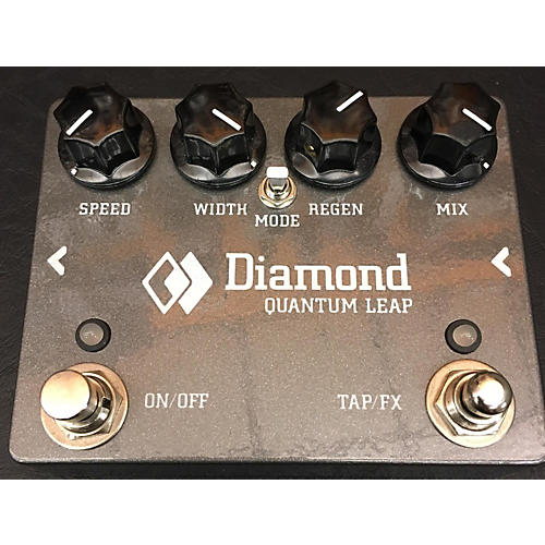 DIAMOND PEDALS Quantum Lead Effect Pedal