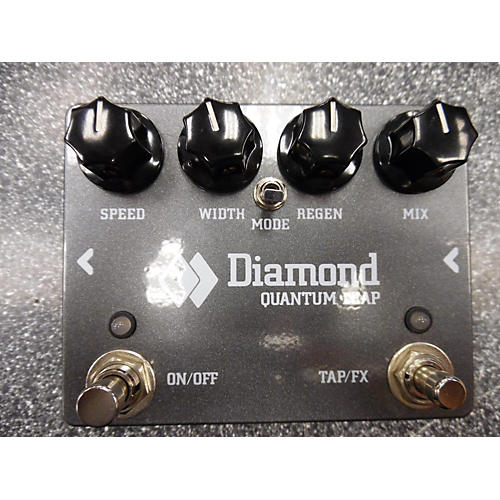 DIAMOND PEDALS Quantum Leap Effect Pedal