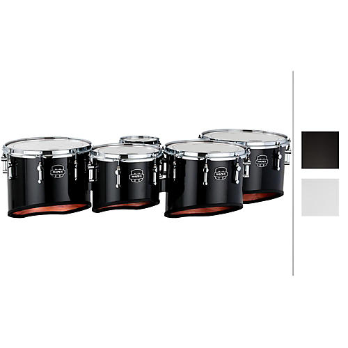 mapex quantum marching tenor drums quint guitar center. Black Bedroom Furniture Sets. Home Design Ideas