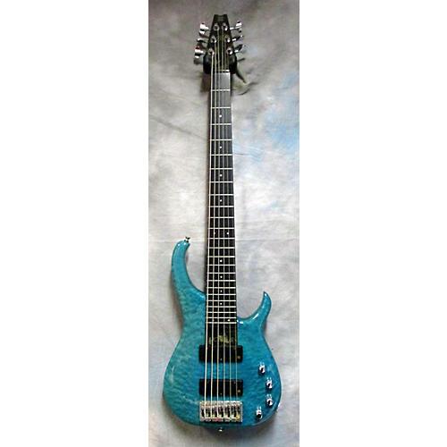 Modulus Guitars Quantum Q6 Electric Bass Guitar