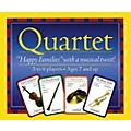 Music Sales Quartet - Instrument Card Game  Thumbnail