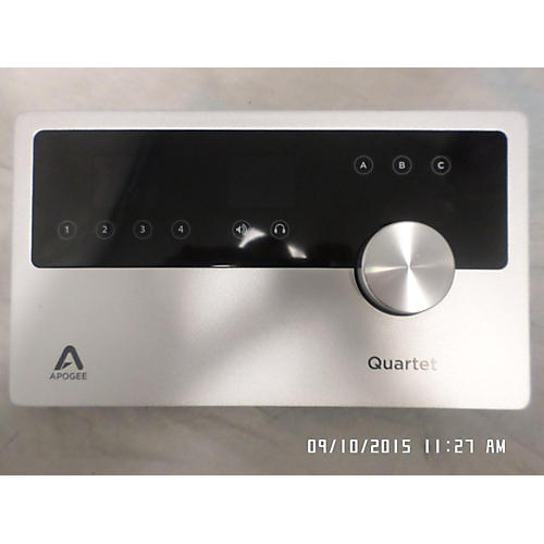 Apogee Quartet Audio Interface Audio Interface