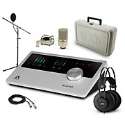 Apogee Quartet for Mac and iOS, K52 and 990 Package