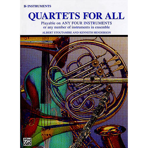 Alfred Quartets for All-thumbnail