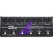 Carl Martin Quattro Analog Multi-Effect Pedal