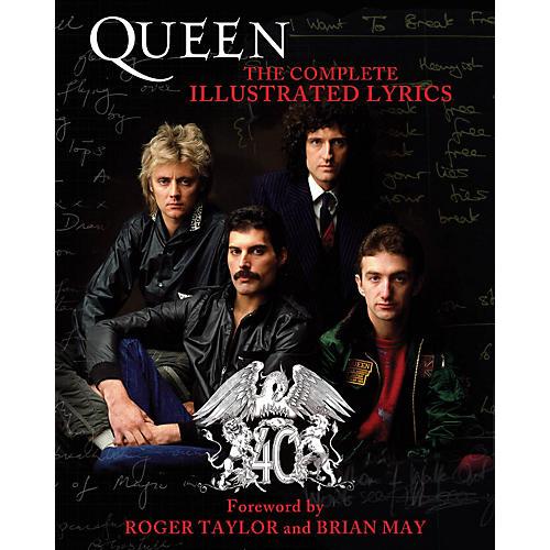 Hal Leonard Queen - The Complete Illustrated Lyrics book-thumbnail
