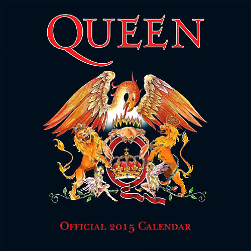 Browntrout Publishing Queen 2015 Calendar Square 12x12