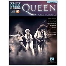 Hal Leonard Queen Cello Play-Along Volume 8 Book/Audio Online