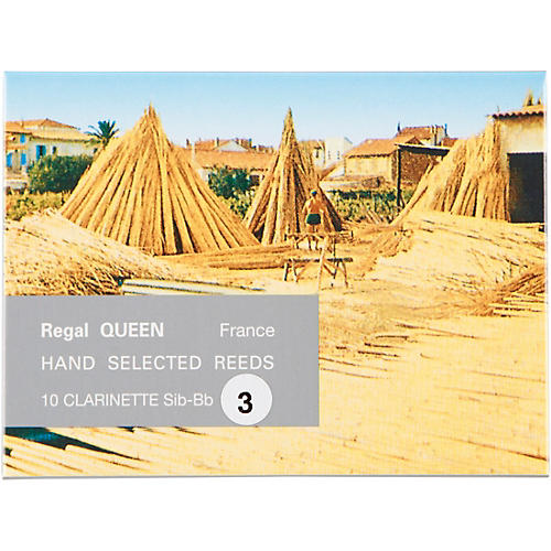 Rigotti Queen Reeds for Bb Clarinet
