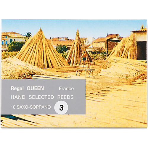 Rigotti Queen Reeds for Soprano Saxophone-thumbnail