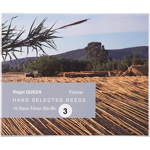 Rigotti Queen Reeds for Tenor Saxophone