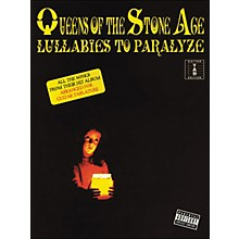 Cherry Lane Queens Of The Stone Age - Lullabies To Paralyze Tab Book
