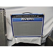 Rivera Quiana Studio Royal Blue Tube Guitar Combo Amp