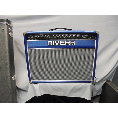 Rivera Quiana Studio Royal Blue Tube Guitar Combo Amp-thumbnail