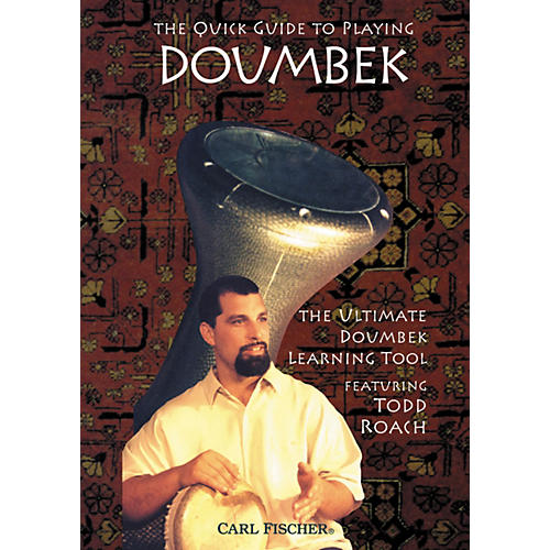 Carl Fischer Quick Guide to Playing Doumbek (DVD)