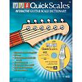 Alfred Quick Scales Interactive Guitar Scale Dictionary Book with CD-ROM thumbnail