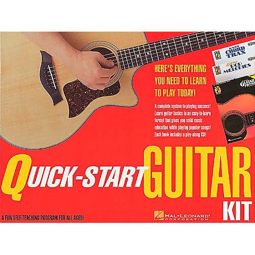 Hal Leonard Quick-Start Guitar Kit-thumbnail