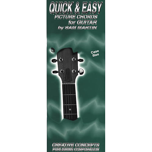 Creative Concepts Quick and Easy Picture Chords for Guitar Book (Case)-thumbnail