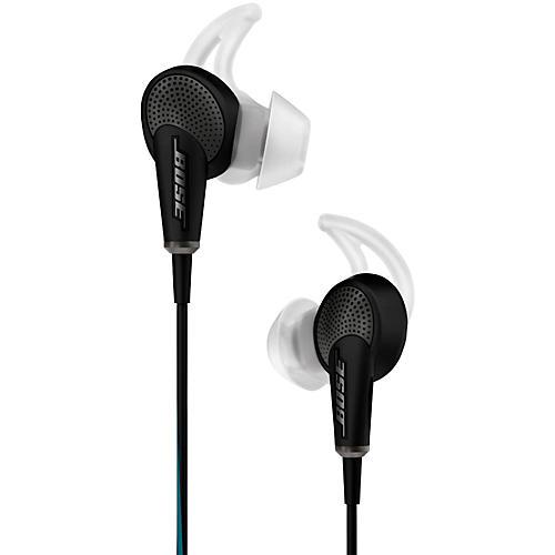 Bose QuietComfort 20 Acoustic Noise Canceling Headphones (Apple) Black-thumbnail