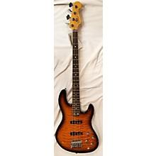 Fender Quilt Top Jazz Bass 24 Electric Bass Guitar