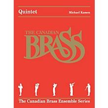 Canadian Brass Quintet (The Canadian Brass Ensemble Series) Brass Ensemble Series by The Canadian Brass