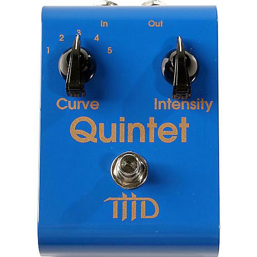 THD Quintet Tone Curve Guitar Effects Pedal