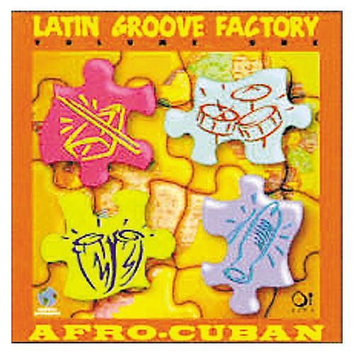 Tascam Qup: Latin Groove Factory 1-Afro-Cuban Giga CD