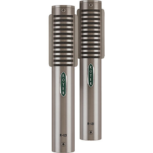 Royer R-121 Matched Ribbon Microphone Pair-thumbnail