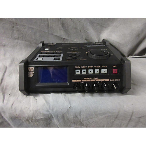 Edirol R-4pro MultiTrack Recorder-thumbnail