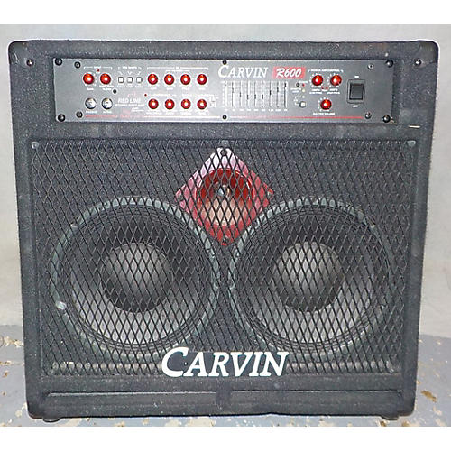 Carvin R-600 Bass Combo Amp