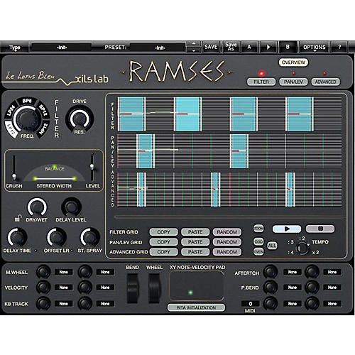 XILS lab R.A.M.S.E.S. Rythm Motion Software Download