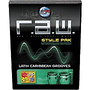 Sonic Reality R.A.W. Style Pack - Latin: Caribbean Grooves Loops Collection Software