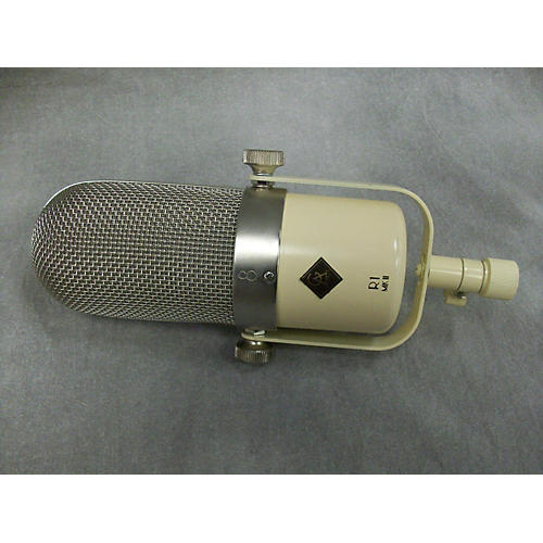 In Store Used R1 MKII Ribbon Microphone