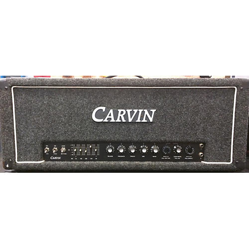 Carvin R1000 Bass Amp Head-thumbnail