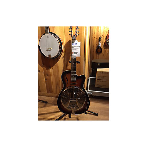 Washburn R15R Resonator Guitar-thumbnail