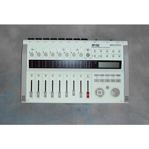 Zoom R16 MultiTrack Recorder