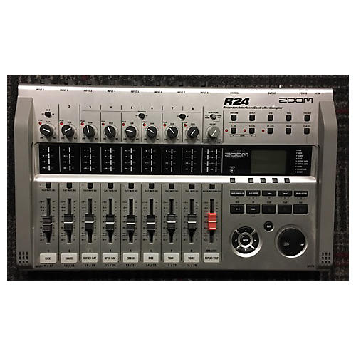 Zoom R24 MultiTrack Recorder-thumbnail
