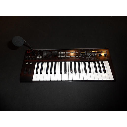 Korg R3 37 Key Synthesizer