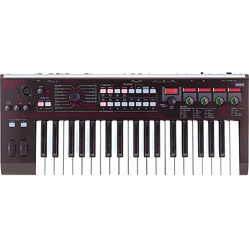 Korg R3 Synthesizer / Vocoder Keyboard