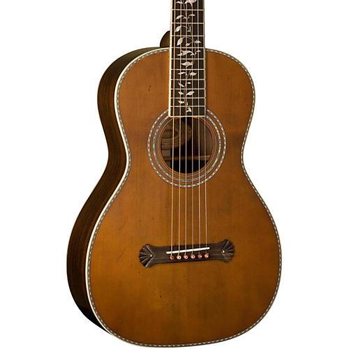open box washburn r320swrk vintage series parlor acoustic guitar natural guitar center. Black Bedroom Furniture Sets. Home Design Ideas