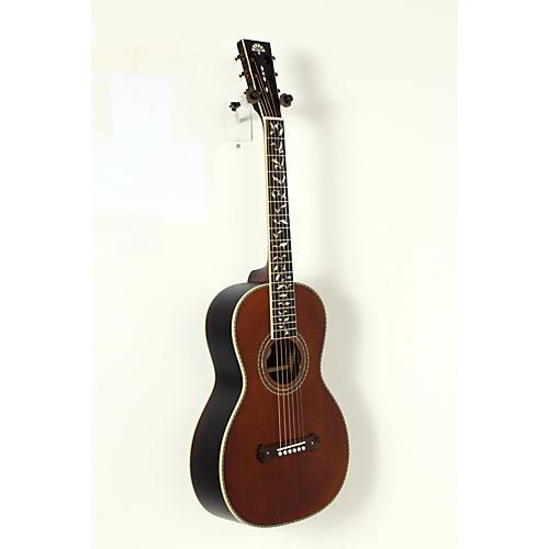 Washburn R320SWRK Vintage Series Parlor Acoustic Guitar-thumbnail