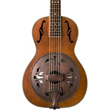 Washburn R360K Parlor Resonator Guitar with 1930's Style Inlay Level 1 Vintage