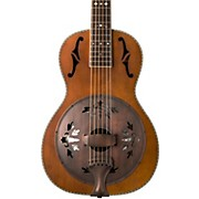 Washburn R360K Parlor Resonator Guitar with 1930's Style Inlay