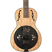 Washburn R360SMK Parlor Resonator Guitar with 1930's Style Inlay