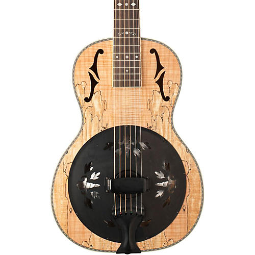 Washburn R360SMK Parlor Resonator Guitar with 1930's Style Inlay-thumbnail