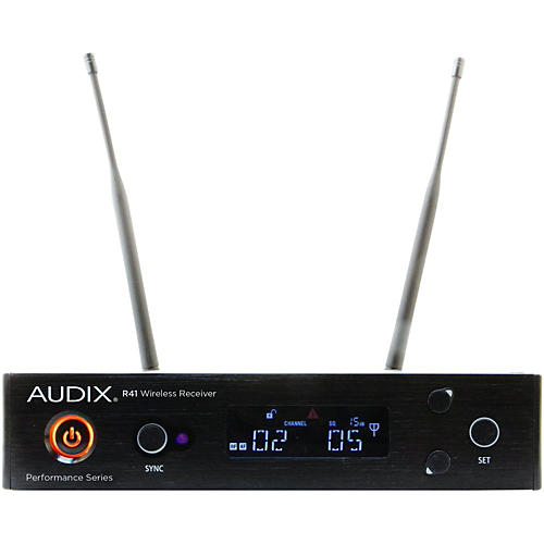Audix R41 Single Channel Receiver-thumbnail